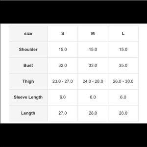 WILA Tops - Black v neck tee bodysuit 379771